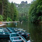 Boote am Amselsee thumbnail