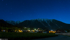 Stars on the mountain (Simon Wrle) Tags: nacht lzb tarrenz