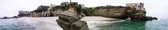 Table Rock v2 (ATOM1_Productions) Tags: laguna beach tablerock panoramic pano sony sonya7ii wideangle lagunabeach california cali westcoast ocean oc orangcounty outdoors morning 28mm fullframe waves water sel2820 28mmf2 emount outdoor cave