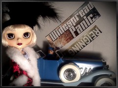 Blythe-a-Day July#7: Car: Daisy Buchanan