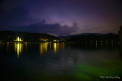 DSC9263 (Elvir72) Tags: bled lake slovenia nightphotography sonyalphaa99 storm