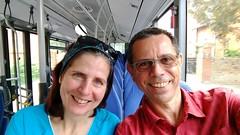 Im Bus nach Alzey #FunPic
