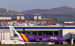 G-LGNI SAAB 340, Edinburgh (wwshack) Tags: edi egph edinburgh edinburghairport flybe loganair saab340 scotland turnhouse glgni