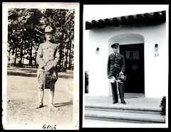 f_armyphotogs (ricksoloway) Tags: americansoldiers vintagegi vintagephotos oldphotos phototrouvee foundphotos militaria photohistory