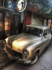 #oldcar #istanbul #turkey #godfather (huseyinavc) Tags: oldcar istanbul turkey godfather