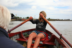 Walberswick (warrior1) Tags: ferry rowingboat suffolk suffolkheritagecoast northsea seaside river canoneos5dmkii