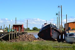 Skippool Creek, River Wyre, Lancashire (@CyprusPictures) Tags: skippoolcreek moorings boats yachts mudflats riverwyre thulbornchapmanphotography fyldecoastphotography fyldecoastmusings lancashire thorntoncleveleys
