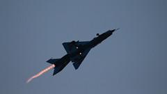 MAXIMAL (George Crciunescu) Tags: mig mikoyan gurevich mig21 lancer c turbojet tumansky r13 afterburner mf mf75 roaf aircraft fighter airplane bias 2016 lrbs bneasa