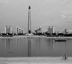 DPRK, The Last Socialist Paradise (MarcoFlicker) Tags: dprk north korea pyongyang juche tower taedong