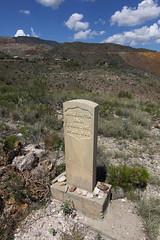 Jerome Hogback Cemetery (twm1340) Tags: james joseph griffin spanishamericanwar veteran jerome hogback cemetery az arizona yavapai county verdevalley