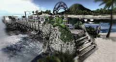 New Yougatcha (Phoenix meidoom) Tags: secondlife sl island land metaverse gatcha gacha events event creator designer bridge