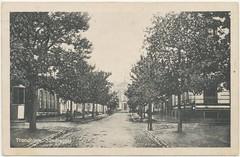 Sndre gate, Trondheim (fr 1920) (aasenhistorie.no) Tags: aasenhistorieno srtrndelag trondheim trondhjem norge norway norwegen gate sndregate frimurerlosjen eksterir trebygning
