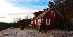 Li, Nedre Evje 261115 (2) (Geir Daasvatn) Tags: linedre oldfarm oldbuilding oncewashome evje