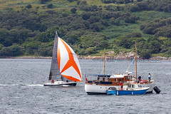 Satisfied Finish (Pete GB) Tags: anna boattypes craobh family lochshuna nikm people petebrenz2016 renz sailing sailevents sailingplaces satisfaction yachts relations scotland
