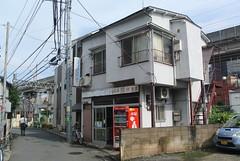 tokyo5995 (tanayan) Tags: urban town cityscape tokyo jyujyo japan nikon j1    road street alley
