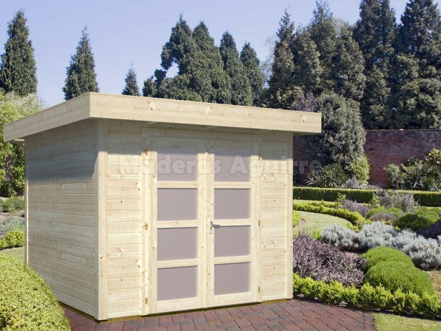 Caseta de jardin Lara 1