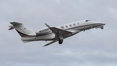 NetJets  Embraer EMB-505 Phenom 300 N332QS (ChrisK48) Tags: 2013 aircraft airplane dvt embraeremb505 kdvt n332qs netjets phenom300 phoenixaz phoenixdeervalleyairport