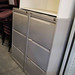 Filing cabinet €75