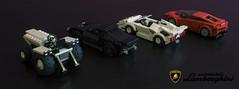Automobili Lamborghini history 2 (LEGO_MOCkingJ) Tags: lamborghini cars supersport lego moc speed champions