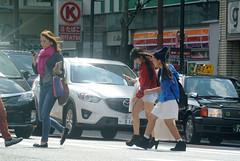 nagoya15978b (tanayan) Tags: urban town cityscape aichi nagoya japan nikon j1 road street alley
