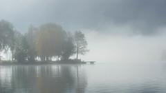 DSC07494 (minik83) Tags: kanu kanutourkochelsee kochelsee natur nebel see nature