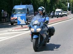 Yamaha FJR 1300 Gendarmerie (Grumman G1159) Tags: yamaha fjr1300 gendarmerie tourdefrance caravanne