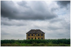 The Cuba House (scott branine) Tags: cuba house kansas old abandoned stone homestead pentax k1