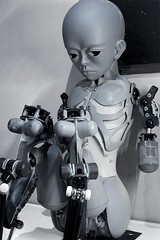 #19_2 (neji909) Tags: ningyou doll robot android gynoid synthetic lifesize