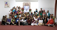 1er Campamento de Danzas Circulares de Paz Universal
