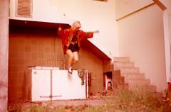 (Running Life on Film - machadoilana.tumblr.com/) Tags: film analog 35mm xpro ishootfilm filmcamera fujichrome girlsonfilm filmphotography