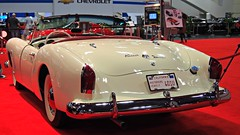 1954 Kaiser Darrin Roadster '401U' 4 (Jack Snell - Thanks for over 24 Million Views) Tags: sf auto show ca wallpaper cars wall vintage paper san francisco 1954 center international kaiser collectible moscone darrin roadster 57th excotic jacksnell707 jacksnell 401u