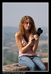 Shooting (2) (Rosy Toddina) Tags: hello life blue friends sunset sea madame portrait panorama music selfportrait game beach me nature girl smile sunshine rose museum canon landscape mirror reflex dance eyes hug tramonto colours alba telephone profile style indiana follow filter blonde passion shooting effect colori rapper ritratti prato spiaggia rolling feelings specchio manicomio onde ulivo rithm sentieri wves