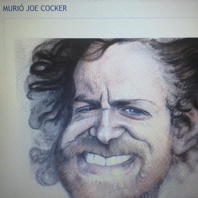 Murió Joe Cocker, pequeño homenaje a un GRANDE, en anibalfuente.blogspot.com.ar