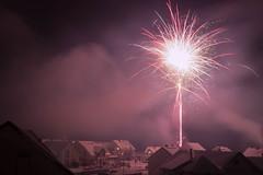 2015 - Happy New Year (AxelN) Tags: light night dark deutschland licht fireworks nacht newyear atnight neujahr dunkel feuerwerk nachts badenwrttemberg 2015 jettingen