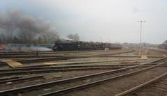 Srewsbury-29-11-14 (D1021) Tags: shropshire steam shrewsbury black5 45407 cathedralsexpress 44871 thecathedralsexpress 1z45