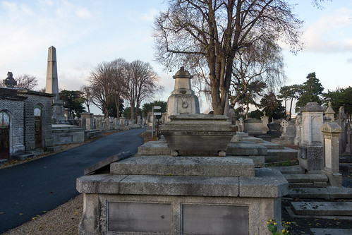 Mount Jerome Cemetery & Crematorium is situated in Harold's Cross Ref-100418