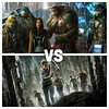 "#TuesdayBlusday! Its #TeenageMutantNinjaTurtles vs #MazeRunner! FIGHT! #movies #bluray #dfatowel • <a style=""font-size:0.8em;"" href=""http://www.flickr.com/photos/125867766@N07/15849501330/"" target=""_blank"">View on Flickr</a>"