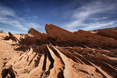 Rugged Fins 2 (Adam Isaac Photography) Tags: wild nature beautiful beauty rock landscape utah ut sandstone geology wilderness aih 2014 buckskingulch canon60d wildutah lifeelevated edmaierssecret aihphotography