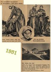 Kleppermode-1951 (dykthom1000) Tags: raincoat 1951 regenmantel kleppermantel kleppermode