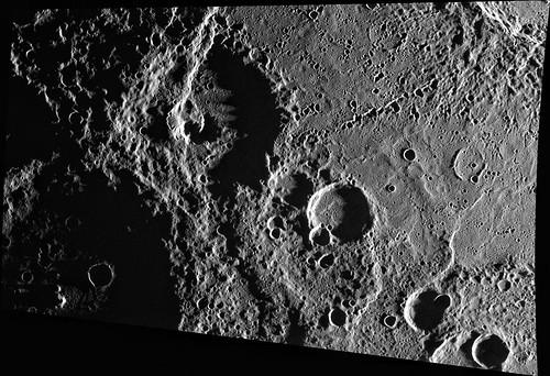 Unnamed Mercurian Crater 2