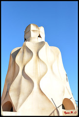 Barcellona - La Pedrera - Casa Mila 04 (BeSigma) Tags: travel casa nikon viaggio vacanza barcellona gaud lapedrera mil d600