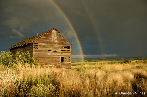 Photo - Christian Nunes - Double Rainbow  - 1st Place - Staff