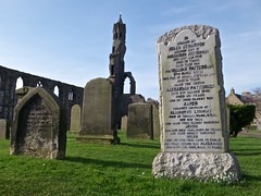 St Andrews uk 01 (Patrice MOREL) Tags: cemetery st canon scotland andrews united kingdom powershot s100 aenvoyersurflickr