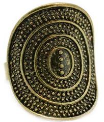 5th Avenue Brass Ring K1 P4310-5