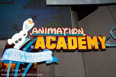 Do You Want to Draw a Snowman? - inside Animation Academy