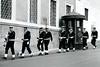Sempre più avanti, sempre in colonna... (Livio De Mia) Tags: camera roma classic film nikon kodak fb trix d76 400 f80 sempre ilford colonna analogic più avanti marinai baryt baritata