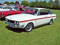 580 Sunbeam Rapier H120 (1974) (robertknight16) Tags: 1970s sunbeam rapier enfield rootes h120 worldcars holbay vhm838m