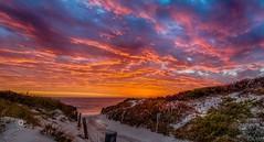 Sunset colours (Oliver Kay Photography) Tags: blue sunset sunrise landscape landscapes australia hour western