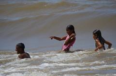 Surf's up  .  .  . (ericrstoner) Tags: praia beach pará marajó soure riopará ilhademarajó marajóisland praiadabarravelha paráriver