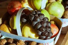 Fruit Basket (jennofarc) Tags: christmas winter canada apple shop fruit edmonton bc farmersmarket walk britishcolumbia nuts fresh eat alberta concord grape whyte oldstrathcona